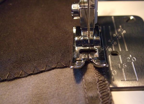 stitching sideseam